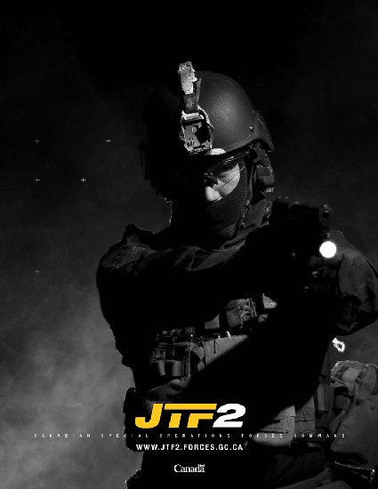 Joint Task Force 2 Wallpaper to The Canadian Forces